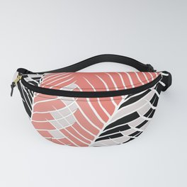 Twister Palm Riddle Fanny Pack