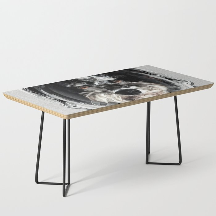 Astro Coffee Table.Buster Astro Dog Coffee Table By Vincepezzaniti