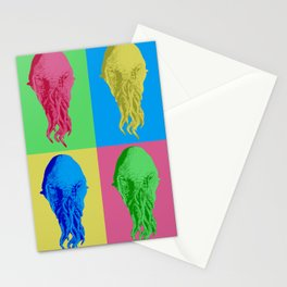 Doctor Who: Ood on LSD Stationery Cards