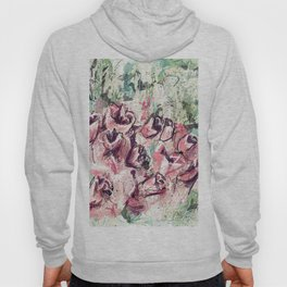 Abstract flowers 1 Hoody