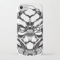 garrus iPhone & iPod Cases featuring Mass Effect. Garrus Vakarian by OneAppleInBox