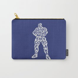 Soldier 76 Type illustration Carry-All Pouch