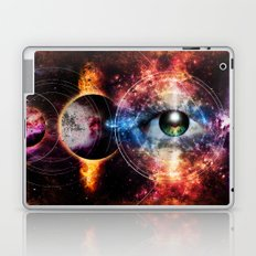 Quantum space Laptop & iPad Skin