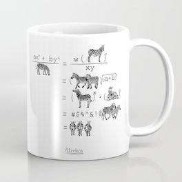 Alzebra Coffee Mug