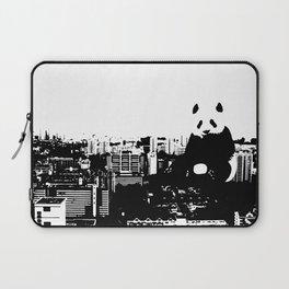 Giant Panda Invades Toa Payoh. Laptop Sleeve