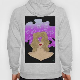 It's in your mind. Hoody