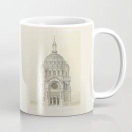 Church of St. Augustine Paris Coffee Mug