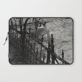 Forgotten Fence Laptop Sleeve