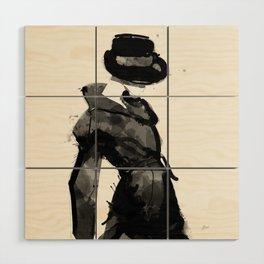 Form Wood Wall Art