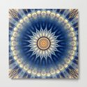 Mandala blue created by Tutti by christinebssler