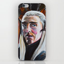 In the Hall of the Mountain King iPhone Skin