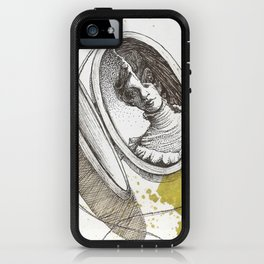 Hyde's Locket iPhone Case