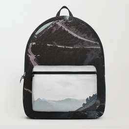 Roads of the Mountain (Color) Backpack