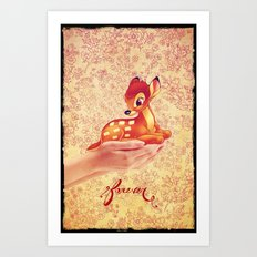 Forever - for iphone Art Print