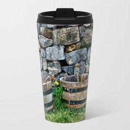 Buckets and Rocks Travel Mug