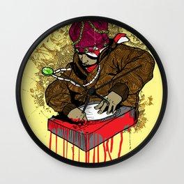 My Half Blood DJ Wall Clock