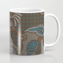 paisley DECO syndrone Coffee Mug