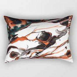 Mass Hysteria Rectangular Pillow