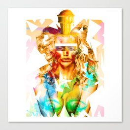 Transgression Canvas Print