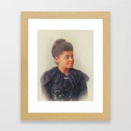 Ida B. Wells, Civil Rights Framed Art Print