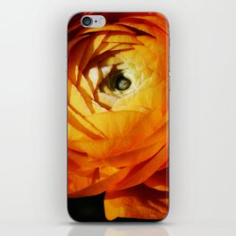 Introspective buttercup beauty iPhone Skin