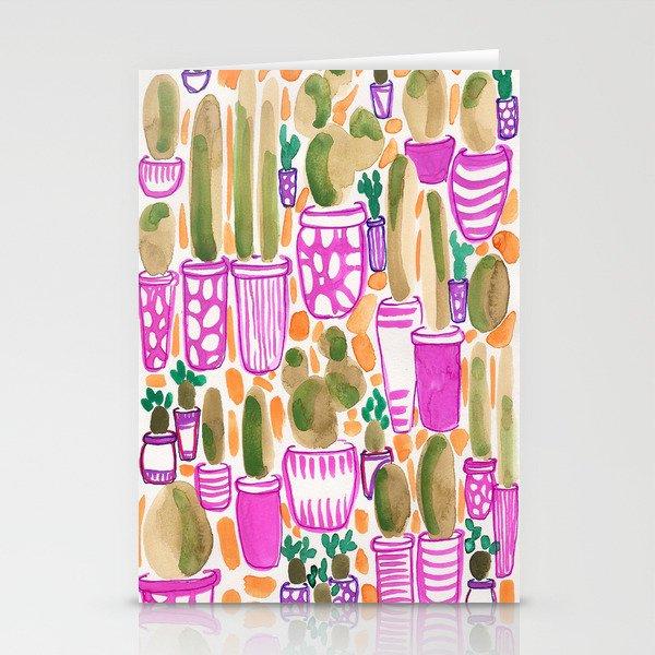 Sorority Plants Stationery Cards