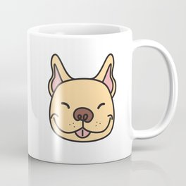 Tots the French Bulldog Coffee Mug