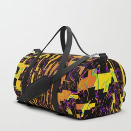 Puzzle by shards Duffle Bag