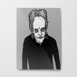 Richard Lewis Metal Print
