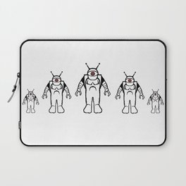 Eyebots on March Laptop Sleeve