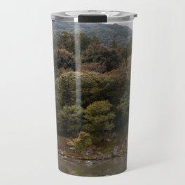 Arashiyama, Japan autumn Travel Mug