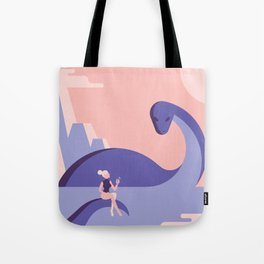 Taking the sun Tote Bag