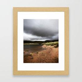 Sandwood Bay Framed Art Print