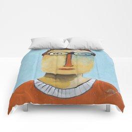 Untitled Man Comforters