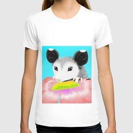 Blossom the Opossum T-shirt