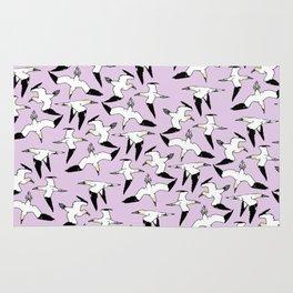 Pink Gannet Rug