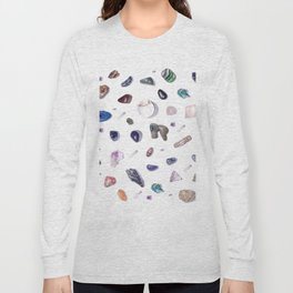 Gemstones Long Sleeve T-shirt