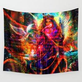 """ Paloma ""  Wall Tapestry"