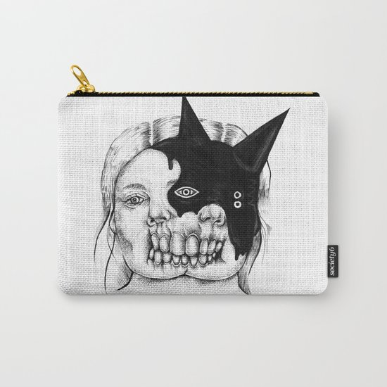 Evil on Your Mind 03 Carry-All Pouch