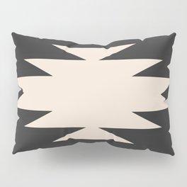 Minimal Southwestern - Charcoal Pillow Sham