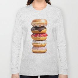 looks yummy, donut ? by dana alfonso Long Sleeve T-shirt