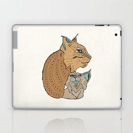 Mama And Baby Lynx Laptop & iPad Skin