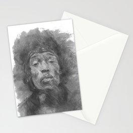 Jimmi Hendrix Stationery Cards