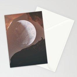 Polite Stranger Stationery Cards