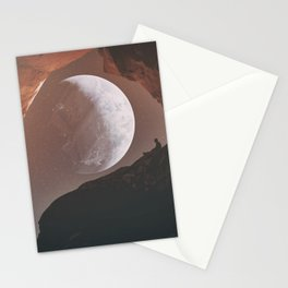 Polite Stranger Stationery Cards