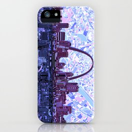 st louis city skyline iPhone Case