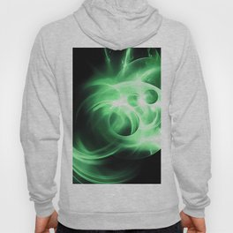 abstract fractals 1x1 reacde Hoody