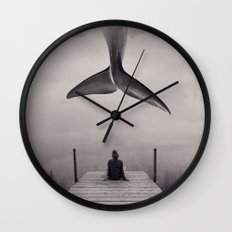 Farewell Wall Clock