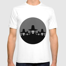 Million Mask March T-shirt