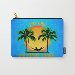 Island Time Carry-All Pouch